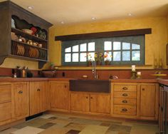 Mediterranean Kitchen Design, Pictures, Remodel, Decor and Ideas - page 7