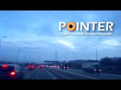 Pointer 2 'Cash For Crash' Accident Recorder in action