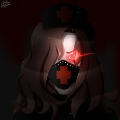 Nurse Ann by Invader-Madness on DeviantArt Creepypasta Girls, Creepypasta Characters, Female Characters, Familia Creepy Pasta, Creepy Pasta Family, Jeff The Killer, Scary Stories, Horror Stories, Nurse Ann