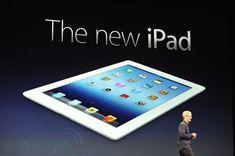 Características del Nuevo iPad