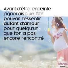 La grossesse est un véritable bouleversement. Jolie citation de femme enceinte pour dire tout l'amour ressenti pour son futur bébé Baby Love, Dire, Messages, Lettering, Words, Quotes, Scrapbooking, Stickers, Inspiration