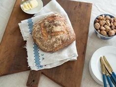 How To Make A Rustic Bread Board