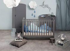 Chambre de bébé : des couleurs douces en priorité