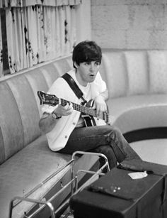 Just doing what the beatles do, composing the best songs