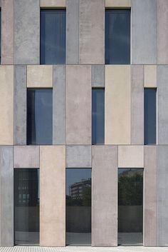 David Chipperfield in Barcelona  | inspiring architecture | famous buildings | modern art | modern | modern architecture | #architecture #modernbuildings https://www.statements2000.com/
