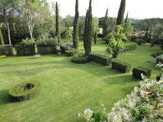 Castle of San Fabiano's Garden