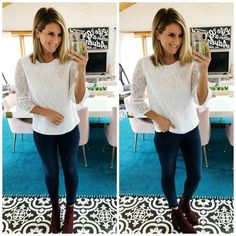 449cca930077 Shop the Look from Living in Yellow on ShopStyle. Holiday Party ...