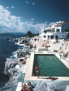 Slim Aarons - Lifestyles of the Retro Rich, 1960s