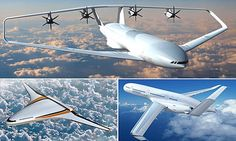 Concept images reveal how we'll be taking to the sky in 2050