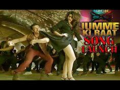 Jumme Ki Raat KICK SONG ft Salman Khan & Jacqueline Fernandez- Song Launch