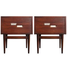 1stdibs - Pair of American of Martinsville Nightstands explore items from 1,700  global dealers at 1stdibs.com