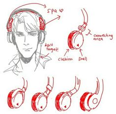 Headphones tutorial