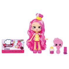 Shopkins Shoppies Chef Club Dolls - Bubbleisha image-0