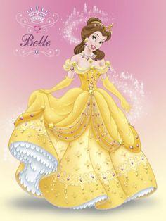 Princess Belle - Belle Photo (6381924) - Fanpop