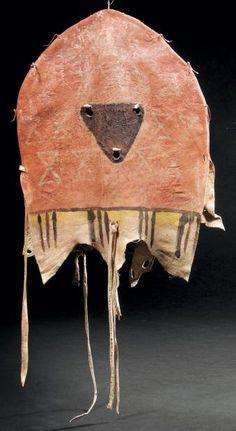Amérique du Nord Masque heaume de danse Hopi-Zuni, Arizona, États-U