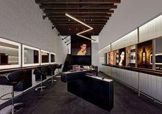 loja de maquiagem arquitetura - Pesquisa Google