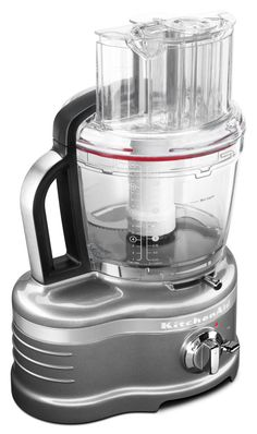 KitchenAid Pro Line 16-Cup Food Processor - dices, chops, slices for you! I WANT :(