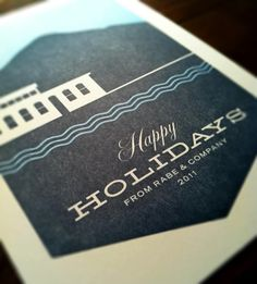 Rabe & Co / 2011 Holiday Cards