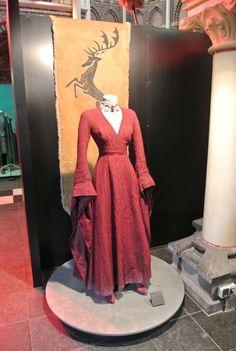 De rode jurk van Melisandre