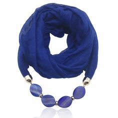 Wrap Bandana Necklace Scarf Nice Looking for Women new - nichesubstore Jewelry Shop, Jewelry Stores, Hip Massage, Bangle Bracelets, Ring Bracelet, Ideal Body, Original Gifts, Engagement Jewelry, Unique Necklaces