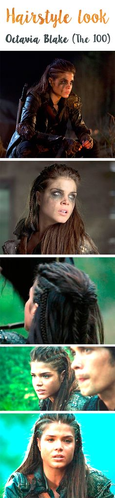 Octavia-Blake-the-100-Hairstyle-look