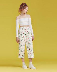 Little Sunny Bite Tulip Trousers / Lazy Oaf / @lokadoctoc