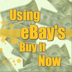 The buy it now feature has been around on Ebay for some time, but used correctly, can tremendously increase your sales from your store. Many customers...