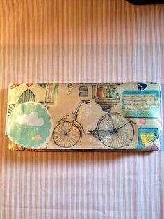Wallet by carlallunaknitting.blogspot.co.uk Wallet, Purses, Diy Wallet, Purse