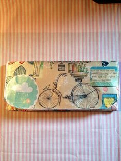 Wallet by carlallunaknitting.blogspot.co.uk