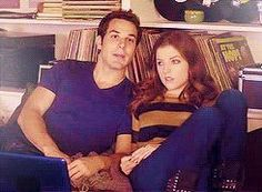 Anna Kendrick Pitch Perfect, Pitch Perfect Movie, Fat Amy, Skylar Astin, Movies And Tv Shows, You Changed, Movie Tv, Fangirl, Couple Photos