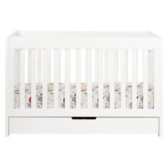 Babyletto Mercer 3-in-1 Convertible Crib with Toddler Rail at Target. This is what I want for baby