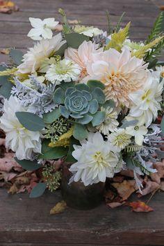 Floral arrangement. image by Gretel Adams.