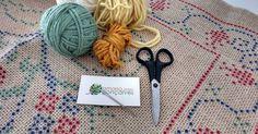 vendas e cursos de materiais pra confecção de tapetes arraiolos.