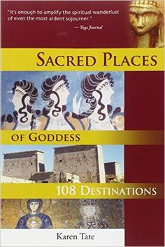 "Read ""Sacred Places of Goddess 108 Destinations"" by Karen Tate available from Rakuten Kobo. Uncovering the past through the lens of sacred travel, this travel book includes both academic and popular religious per. Sacred Feminine, Pilgrimage, Travel With Kids, Free Books, Audio Books, Books To Read, Ebooks, This Book, Spirituality"