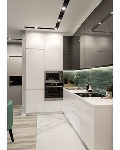 Excellent modern kitchen room are readily available on our internet site. Kitchen Room Design, Kitchen Dinning, Kitchen Cabinet Design, Modern Kitchen Design, Kitchen Layout, Home Decor Kitchen, Interior Design Kitchen, Kitchen Furniture, Rustic Kitchen