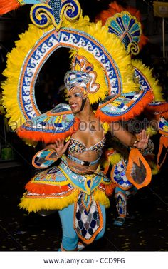 Junkanoo, Boxing Day Parade, Valley Boys, Nassau, Bahamas Stock ...