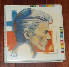 David Bowie FASHIONS - RARE 10 45 7 Vinyl Picture Disc Set [44411] - $199.99 : Vinyl Frontier Music, - Rare Records, CDs, posters, memorabilia, and more