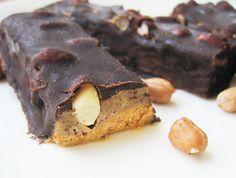 Raaka-Snickers