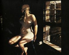 "Andrew Wyeth   One of his many ""Helga"" paintings, and certainly one of the best."