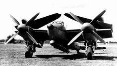 De Havilland Sea Mosquito strike