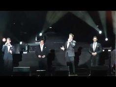 Il DIVO & Orquesta (Caracas 2012) - No Llores por mi Argentina