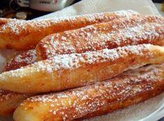 Творожные батончики-трубочки - вкусное и простое блюдо из творога, прекрасно подойдет на завтрак для всей семьи. Состав: Творог - 350 гр. Яйцо - 1 шт. Смет
