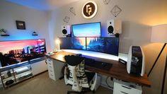 The YouTube Office Setup!