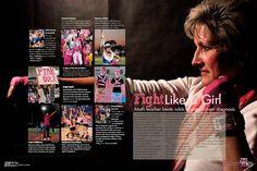 Leander High School, Leander, Texas/Breast Cancer Awareness spread Yearbook Design, Yearbook Ideas, Yearbook Template, Leander Texas, Pink Out, 2017 Ideas, Math Teacher, Breast Cancer Awareness, Spreads