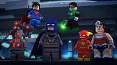LEGO DC Comics Super Heroes: Justice League Attack of the Legion of Doom | Primeiro Trailer | Geek Project