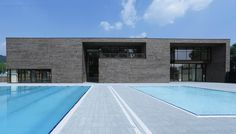 Nuovo Centro Natatorio a Mompiano BS - ABDA architetti - botticini de appolonia e associati