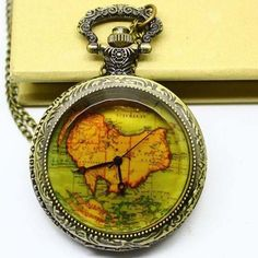 Novelty Fashion Accessories Necklace Map Pattern Vintage Pocket Watch has been published to http://www.discounted-quality-watches.com/2013/11/novelty-fashion-accessories-necklace-map-pattern-vintage-pocket-watch/