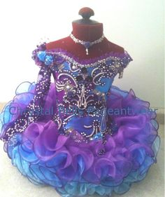 glitz pageant dress two piece Pagent Dresses For Kids, Toddler Pageant Dresses, Glitz Pageant Dresses, Little Girl Pageant Dresses, Princess Tutu Dresses, Pageant Wear, Dressy Dresses, Toddlers And Tiaras, Fancy Dress