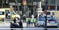 Confirman atentado en Barcelona