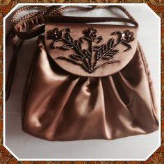Sale  Fall Favorite Hp Bronze Evening Bag